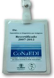 Credencial CoNaEDI