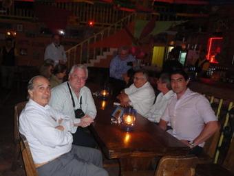 FAARDIT y la Sociedad Paulista de Radiología en el cierre social del Congreso