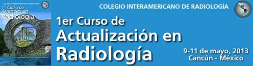 1er Curso de Actualización en Radiología