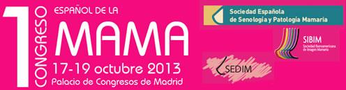 1º Congreso Español de la Mama