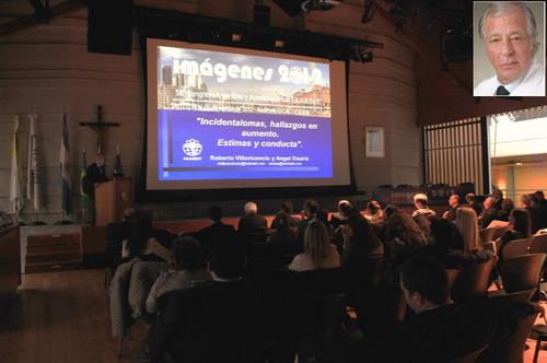 Conferencia Incidentalomas. Villavicencio