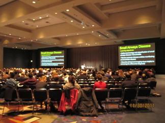 Conferencia del Dr. Rossi