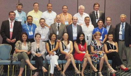 FAARDIT en la Reunión de Presidentes del CIR