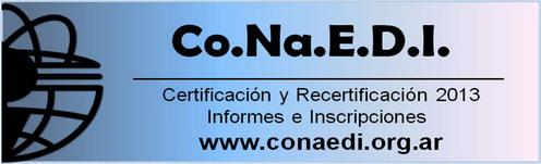 CoNaEDI 2013