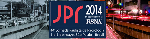 Jornada Paulista de Radiología