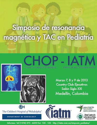 Simposio TM y TAC en Pediatría