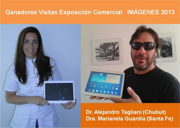 Ganadores Visita Exposición Comercial Imágenes 2013