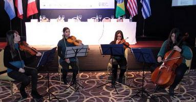 Cuarteto de cuerdas del Ente Cultural de Tucumán