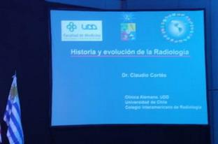 """la Conferencia: """"Historia y Evolución de la Radiología"""""""