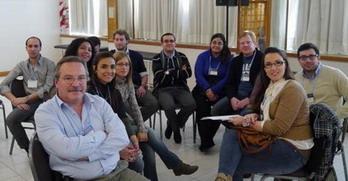 Grupo 3 bajo la supervisión del Dr. Ricardo Videla