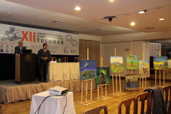 Conferencia Art. Cultural del Maestro de la Pintura Lic. Víctor H. Quiroga