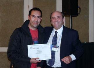 Mención Especial los Dres. Gerardo Martin Pereyra ) y el Dr. Guillermo Arias
