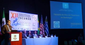 Prof. Dr. Luis Fajre (Vicepresidente de AAPUDI