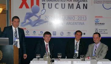 Disertante invitado el Dr. Fedrico Remis (Buenos Aires).