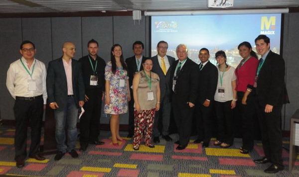 Encuentro latinoamericano de Residentes de Radiología