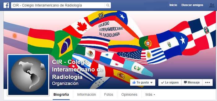 CIR en Facebook
