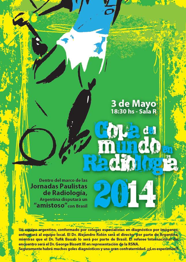 Copa del mundo en radiología