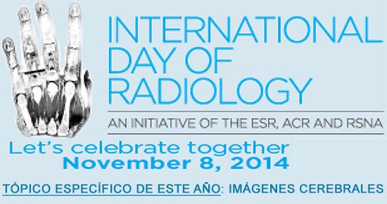 Día Internacional de la Radiología 2014
