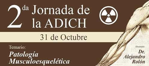 Jornada ADICH