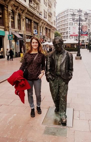 Dra. María Fernanda PAZ en España
