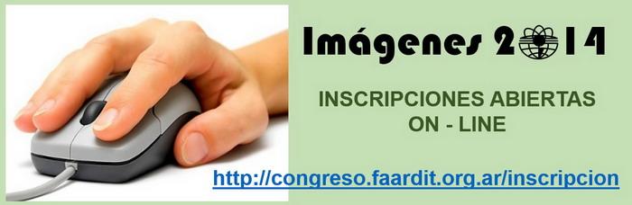 Inscripciones abiertas - on-line