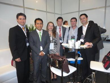 Expositores de la Jornada Latinoamericana del 44 JPR 2014