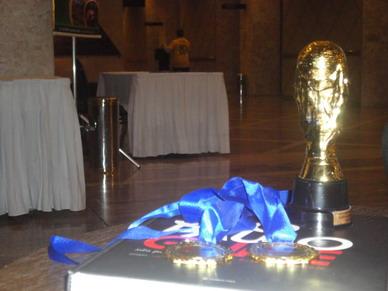 Copa Mundial y Medallas JPR 2014