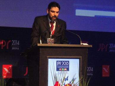 Lectura inaugural del Presidente Doctor Antonio Da Rocha del 44 JPR 2014