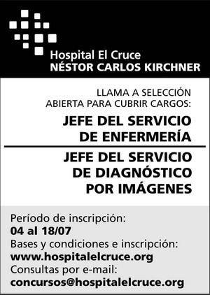 Selección Hospital El Cruce