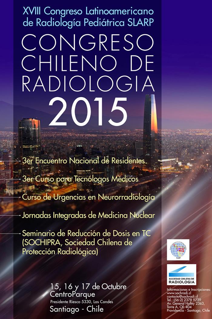 Congreso Chileno de Radiología 2015