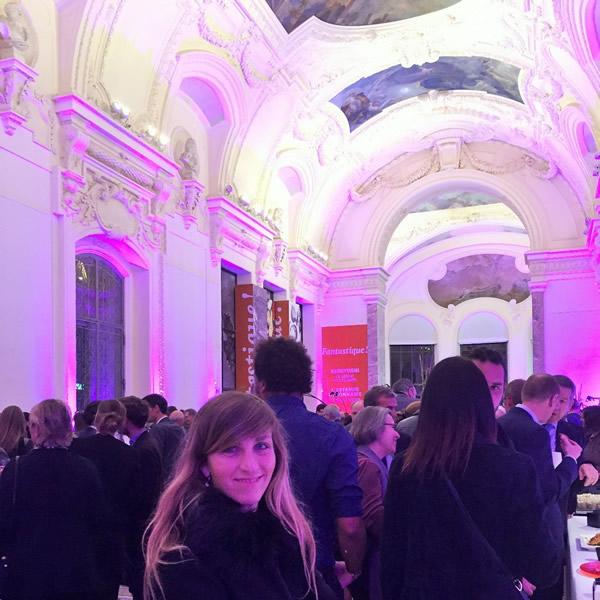 Cena de Gala en el Petit Palais