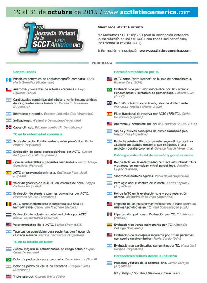 Programa SCCT