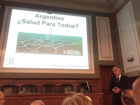 Salud en la República Argentina