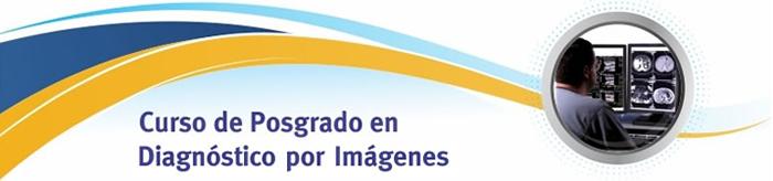 Curso Universitario de Posgrado a Distancia en Diagnóstico por Imágenes - Cursada 2016