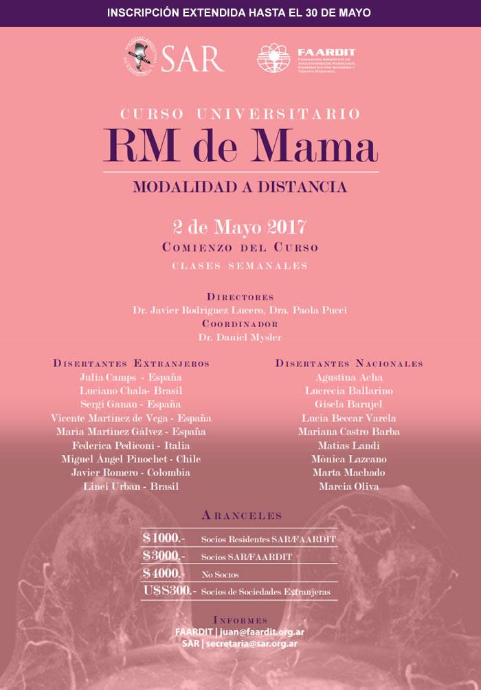 Curso RM Mama