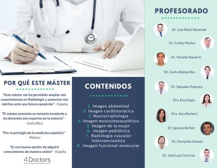 Master en Imagen Médica