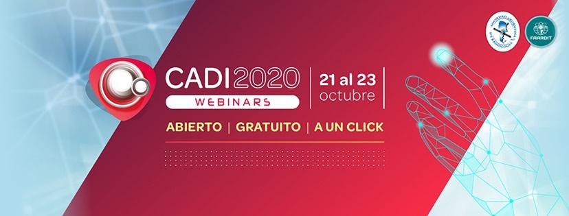 Webinars CADI 2020